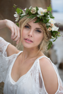 dreamy beauty flower crown