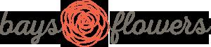Bays Flowers Logo