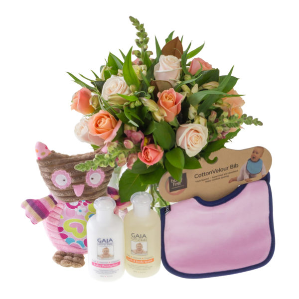Flowers, Bib, Product and Toy