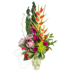 flower arrangement in Browns Bay Auckland